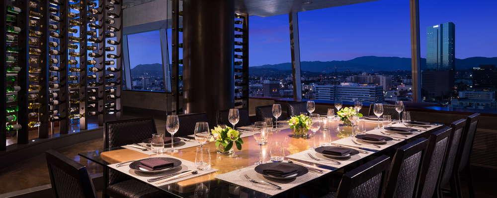 Jw marriott los angeles at l a live expert review fodor - Jw marriott la live room service menu ...