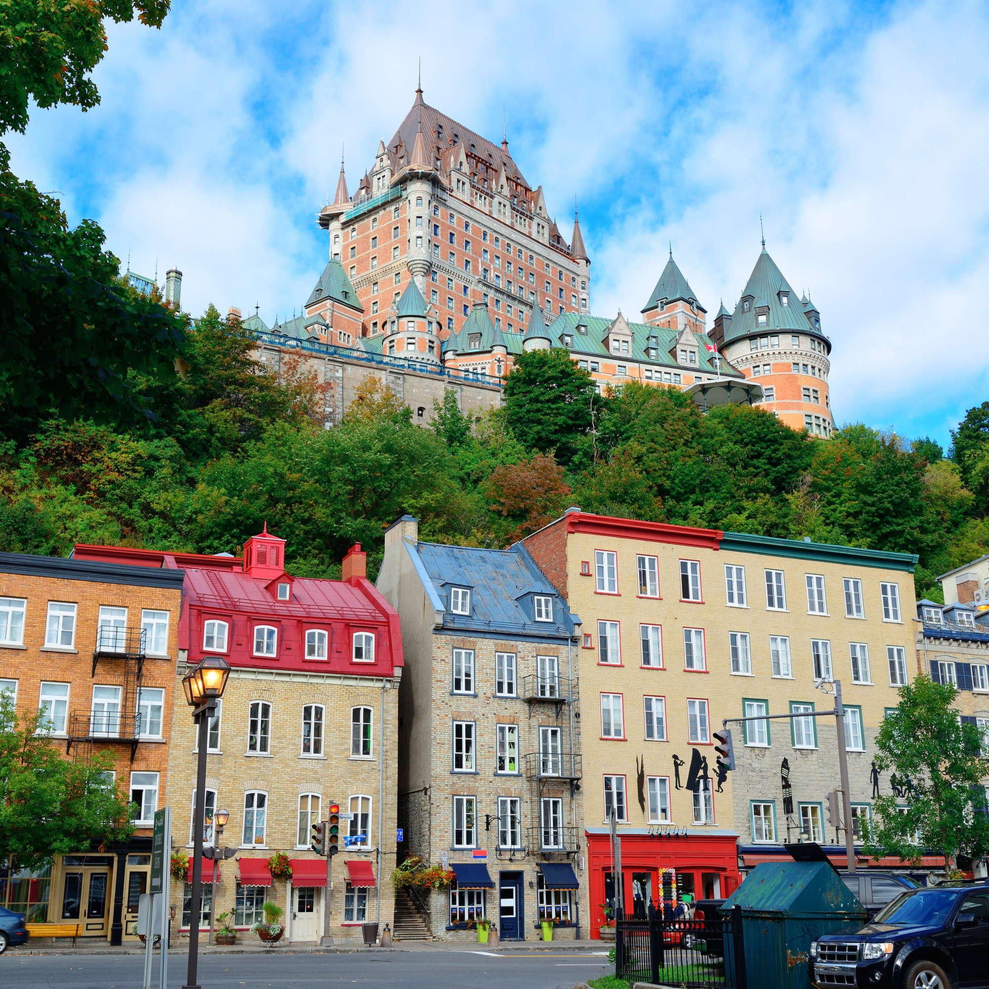 Hotels in Quebec City, Quebec | Fodor's Travel