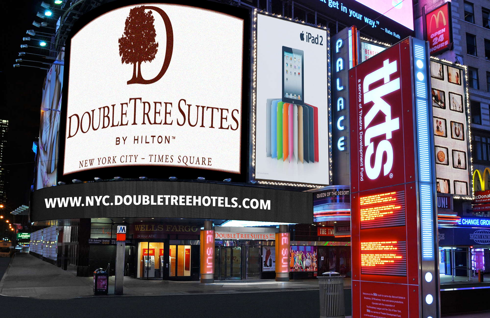 Doubletree Suites By Hilton Hotel New York City Times Square Expert Review Fodor S Travel