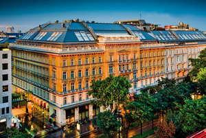 The Best Hotel Bars in Vienna