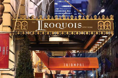 Iroquois New York Expert Review Fodor S Travel