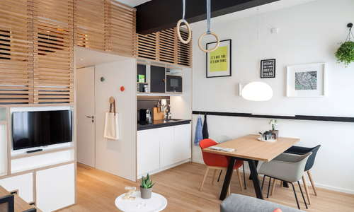Zoku Loft XL - Kitchen