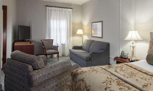 Larger suite