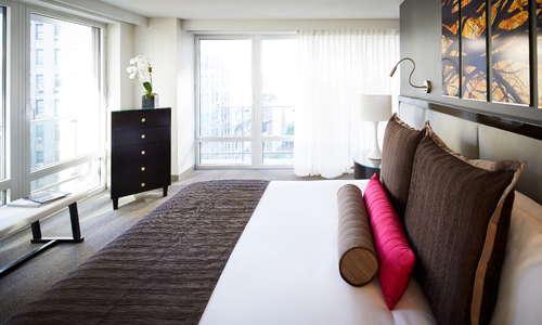 Park Avenue Suite Bedroom