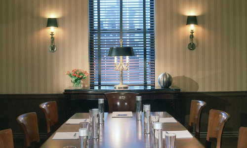 Blakely New York Penthouse Boardroom