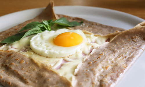 Cafe & Creperie Pod Vezi - fresh home made gallete