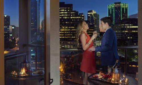 Premier Terrace Suite Balcony