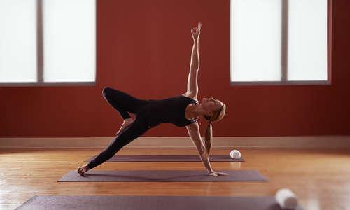 Yoga Studio with Fitness on Demand