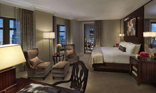 Mandarin Terrace Room