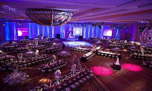 weddings at Gaylord Palms Resort