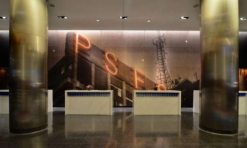 Welcome to the Loews Philadelphia Hotel, Home of the PSFS building