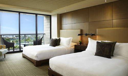 Hotel La Jolla, Curio Collection by Hilton Double Queen Room