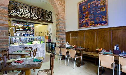 our bistro restaurant Il Desco
