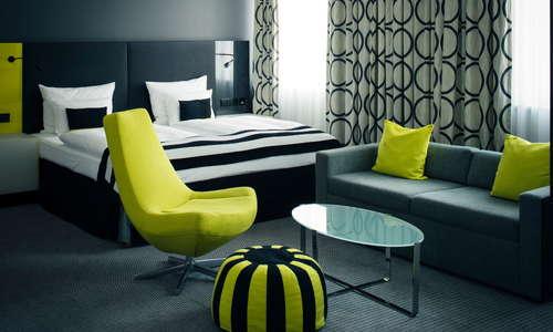 Vienna House Andel's Berlin Deluxe Room