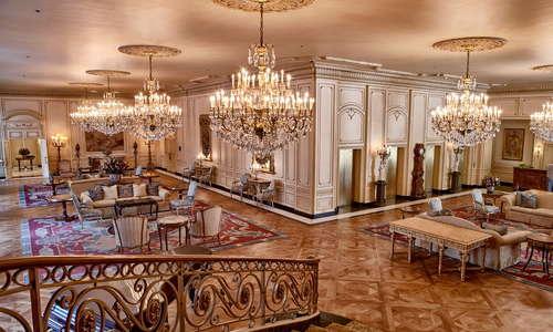The Westgate Hotel - San Diego  Enjoy European decor and attentive service