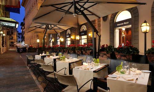 Dehors Hostaria Bibendum Restaurant