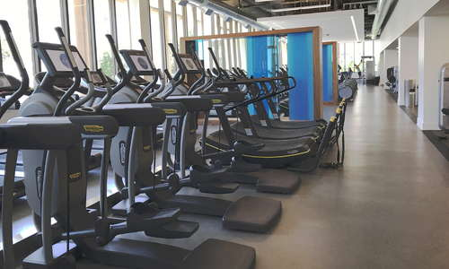 The Westgate Hotel - San Diego Luxury fitness club with full-service spa
