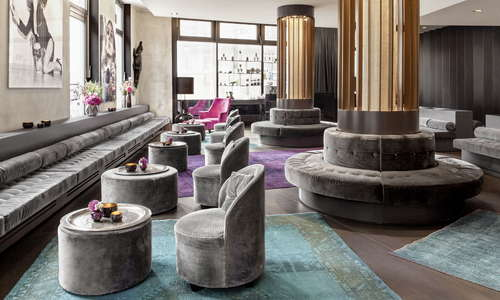 Hotel AMANO  - Lobby