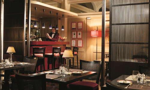Part of Hotel dei Borgognoni Bar area