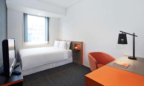 19sqm/204sqft-20sqm/215sqft Air-conditioned This room is non-smoking.