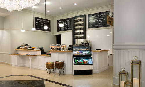 Buffalo Bayou Coffee Shop and Gourmet To-Go