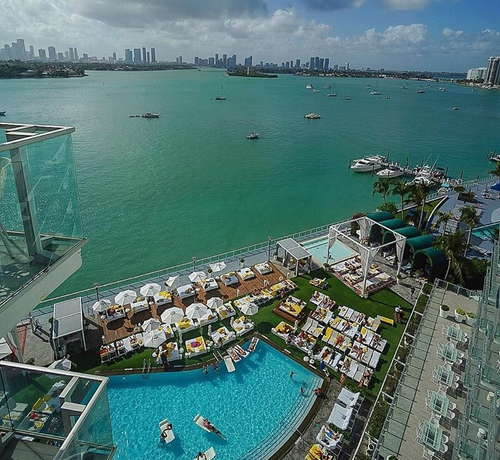 Hotels Near Mondrian South Beach