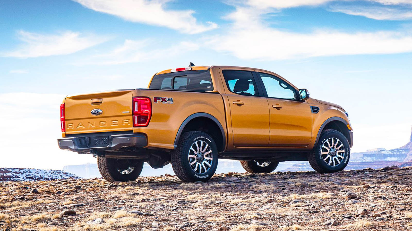 Ford Ranger Raptor Has Landed Stateside