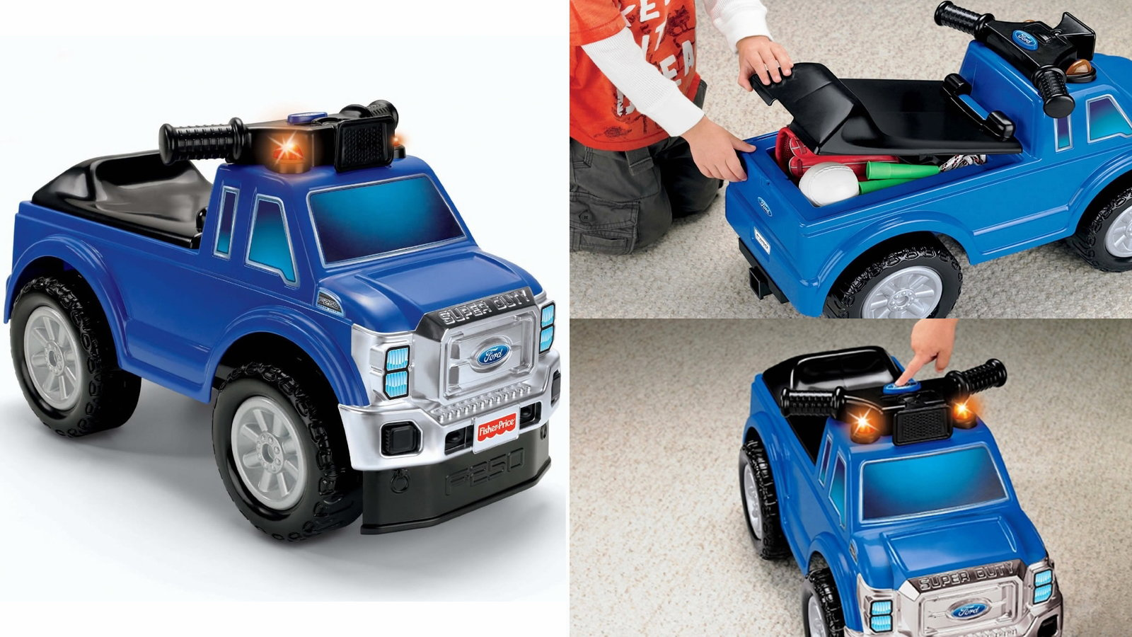 Fisher-Price F250 Super Duty