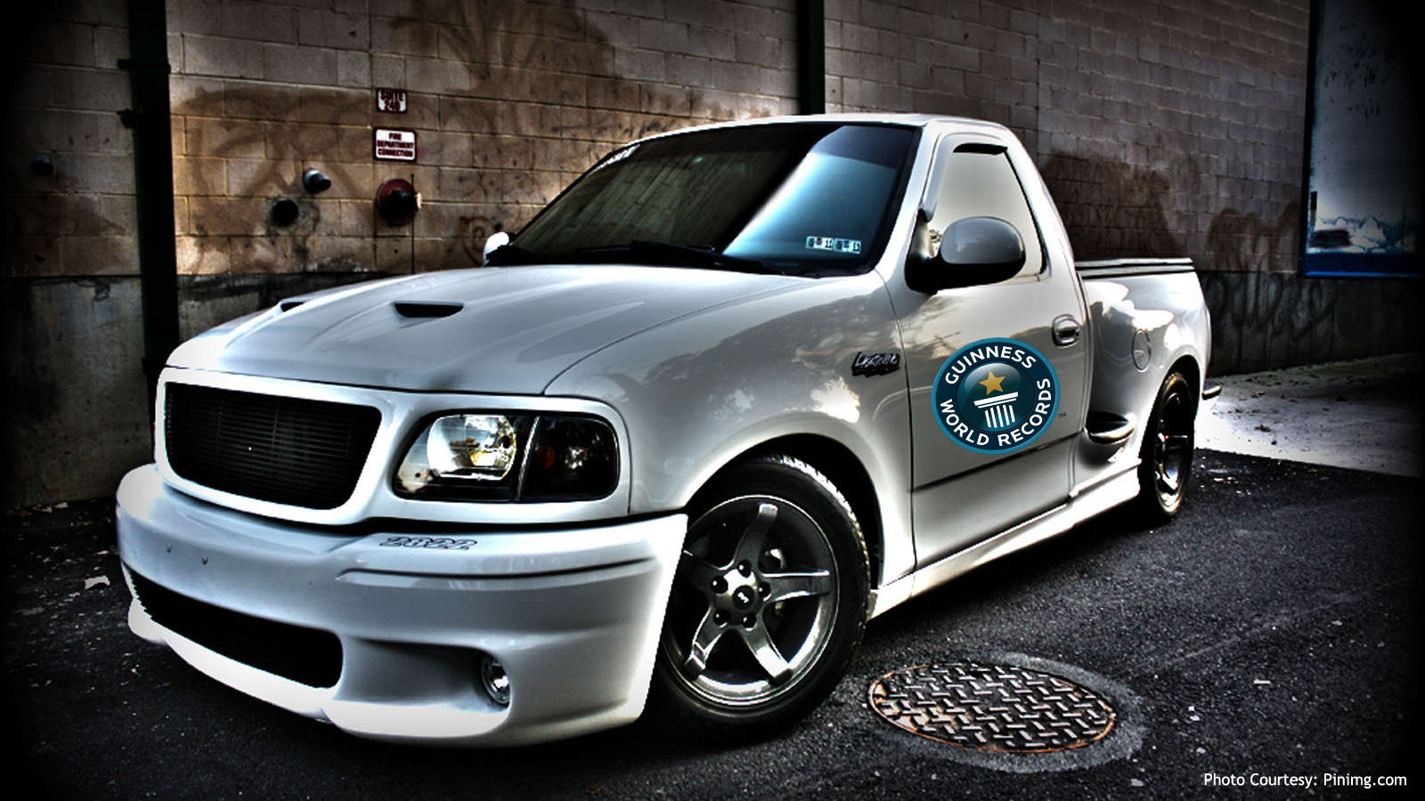 Ford F150 SVT Lightning Fastest Production Truck