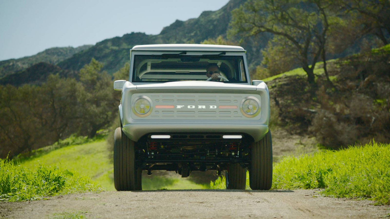 Zero Labs Gives Classic Bronco Electric Power