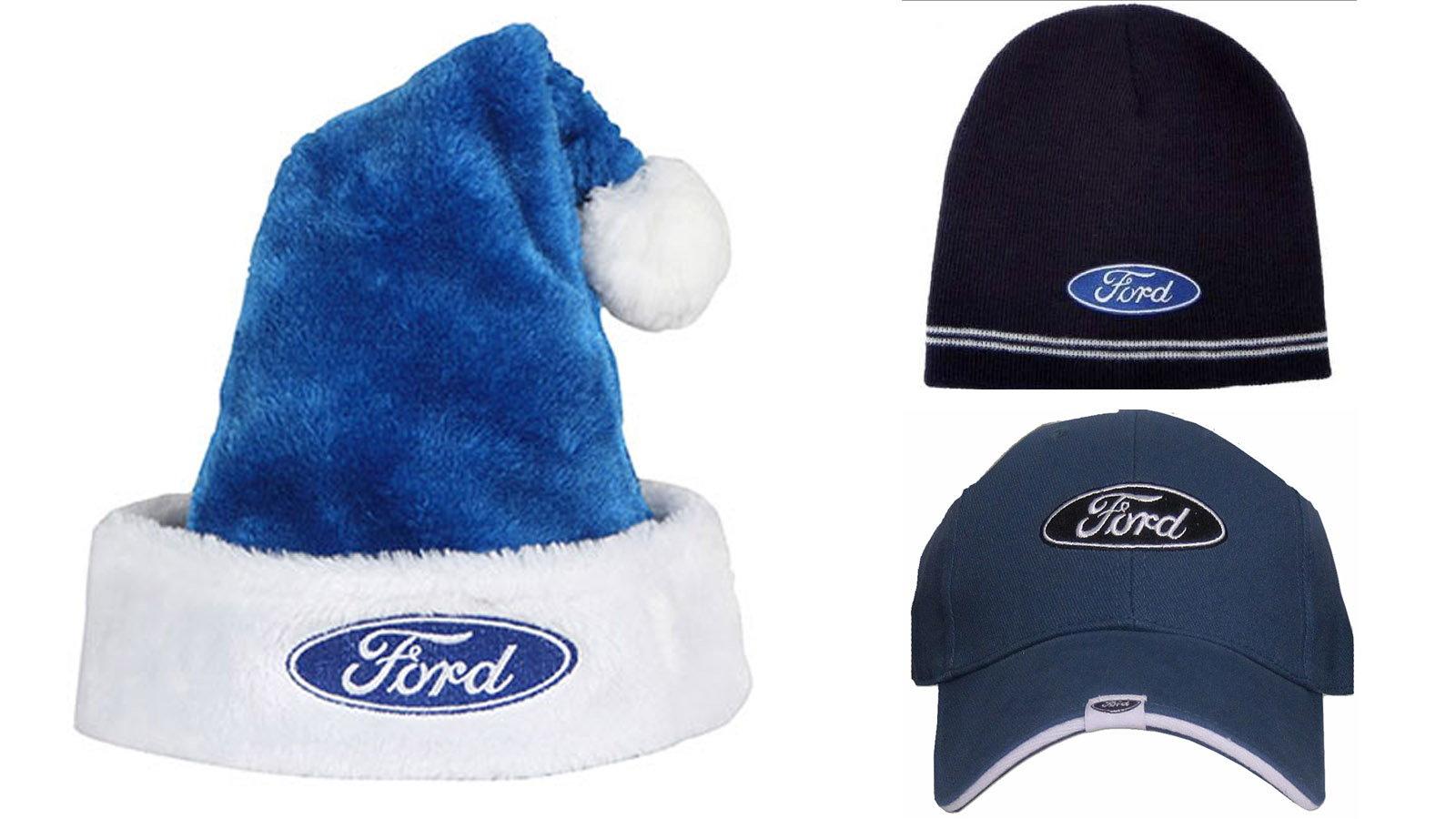 Ford Santa Hat/Beanie/Cap