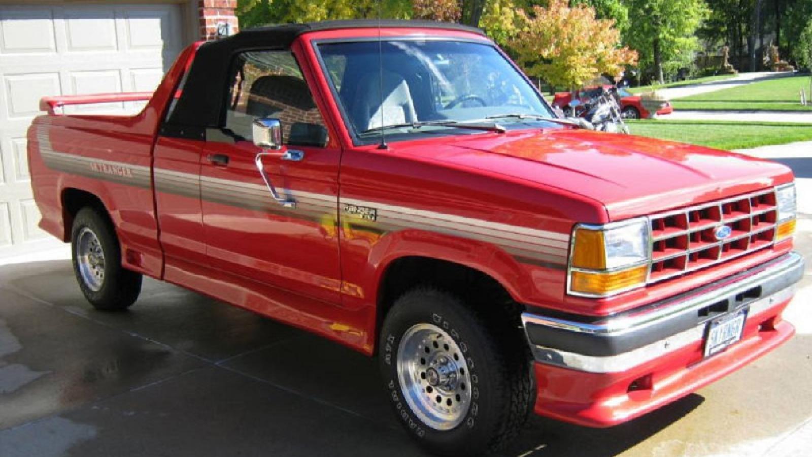 Strange and Interesting Variations on Ford Trucks