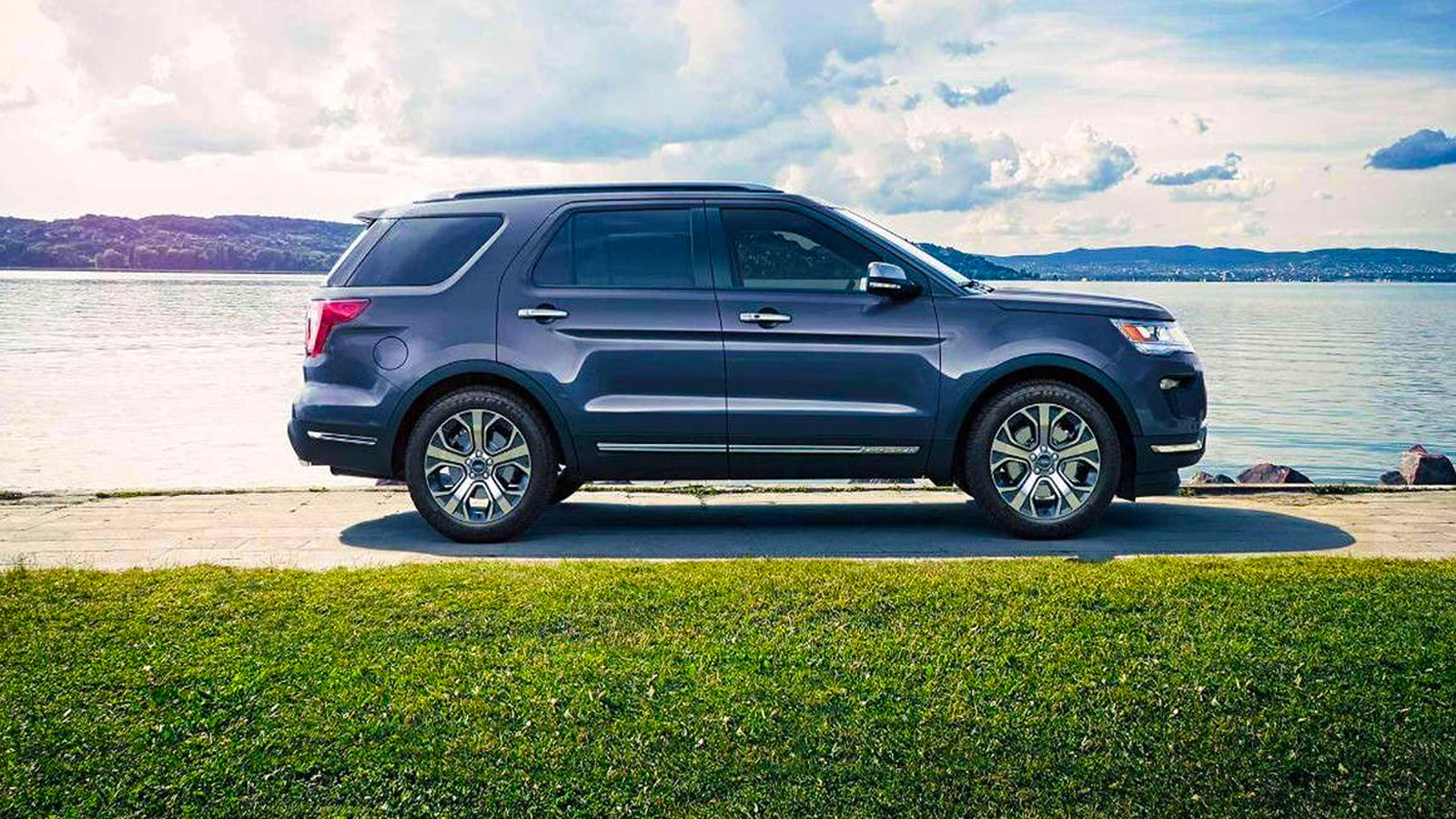 2020 Explorer Could Go RWD and Have 400HP ST Variant
