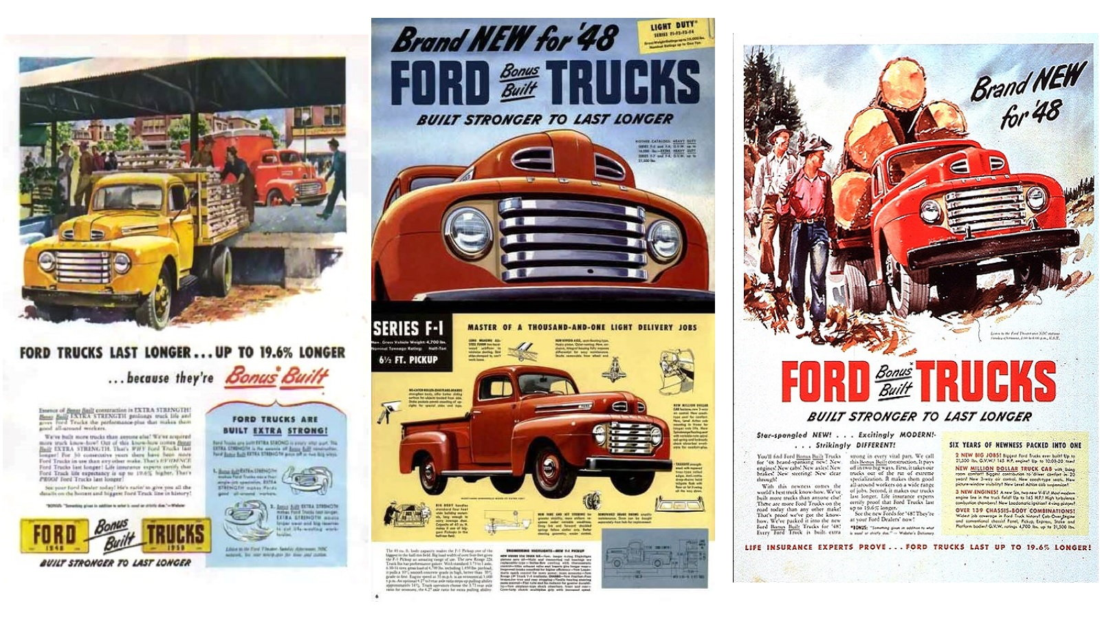 1948 Ford Series F
