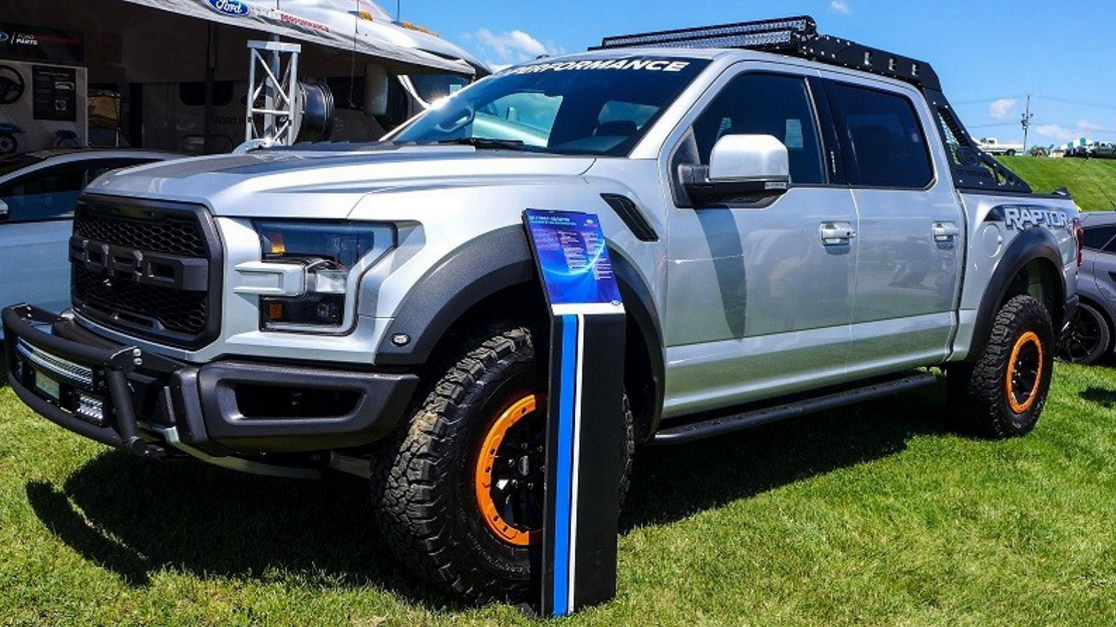 2017 Carlisle Ford Nationals, F-Series