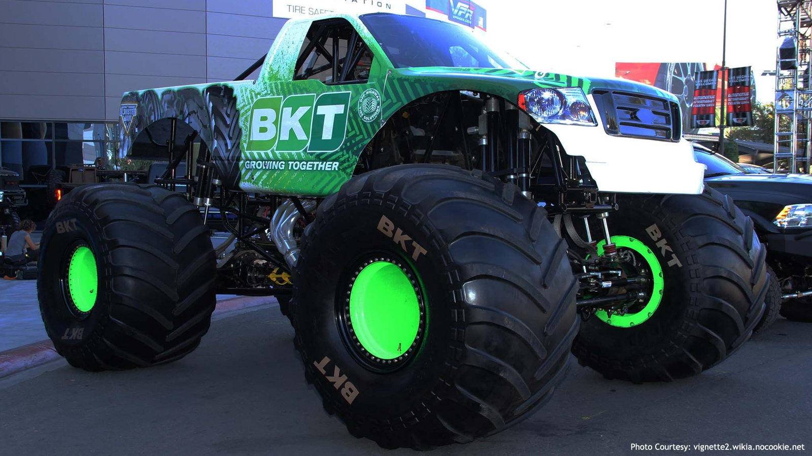 Ford BKT Monster
