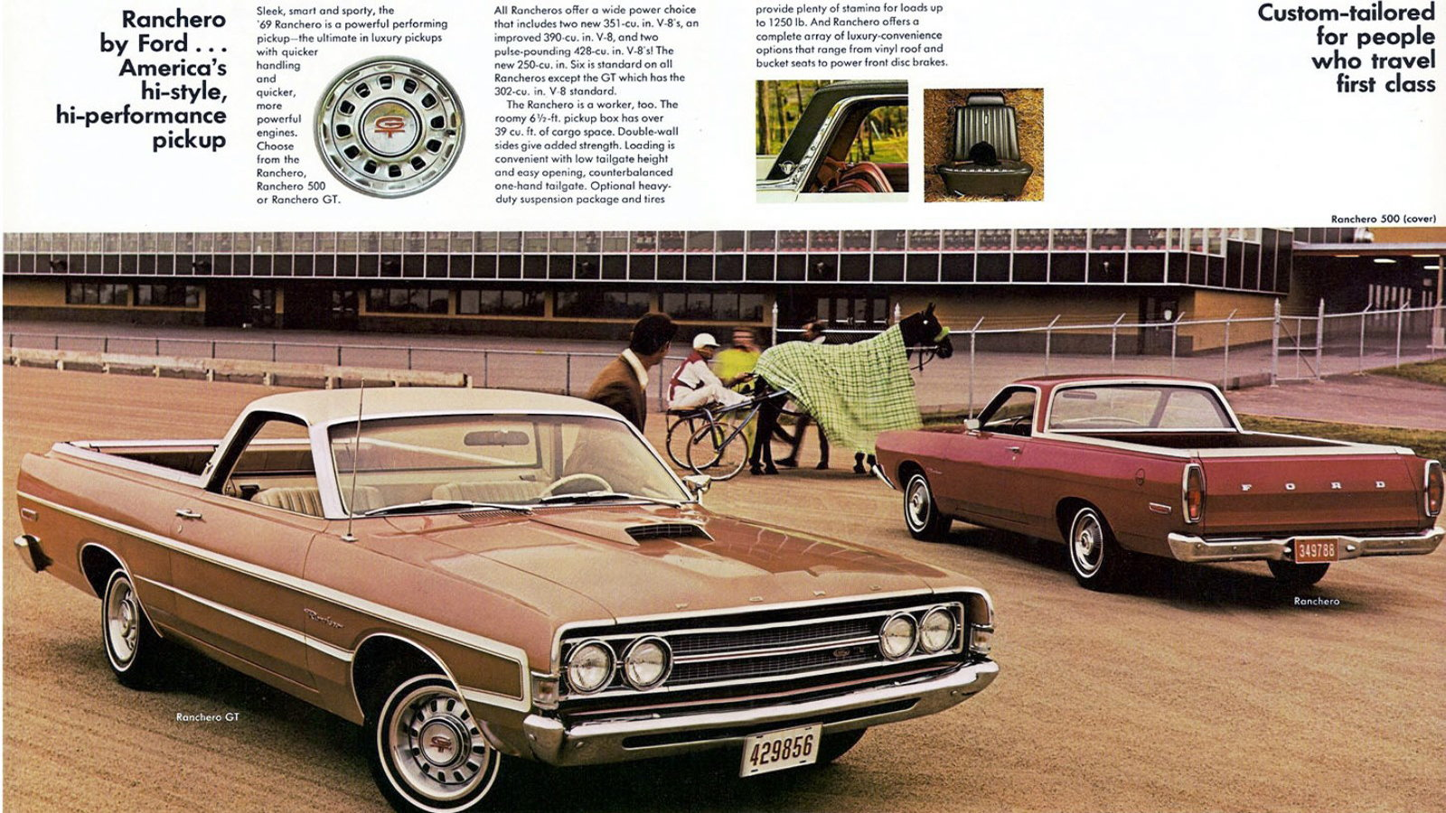 1968-71 Ranchero GT