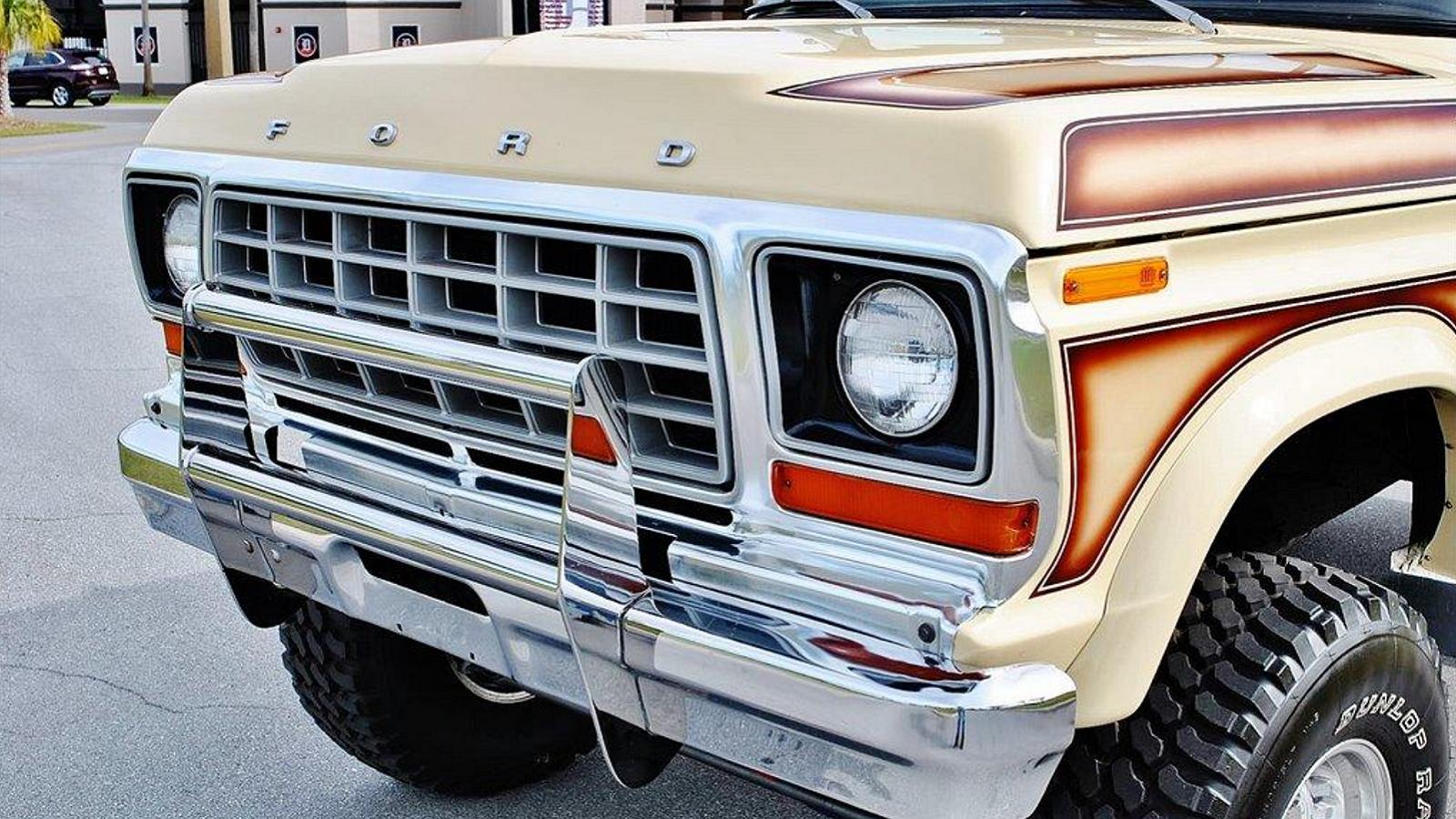 1978 Ford F-150 Makes Disco Cool Again