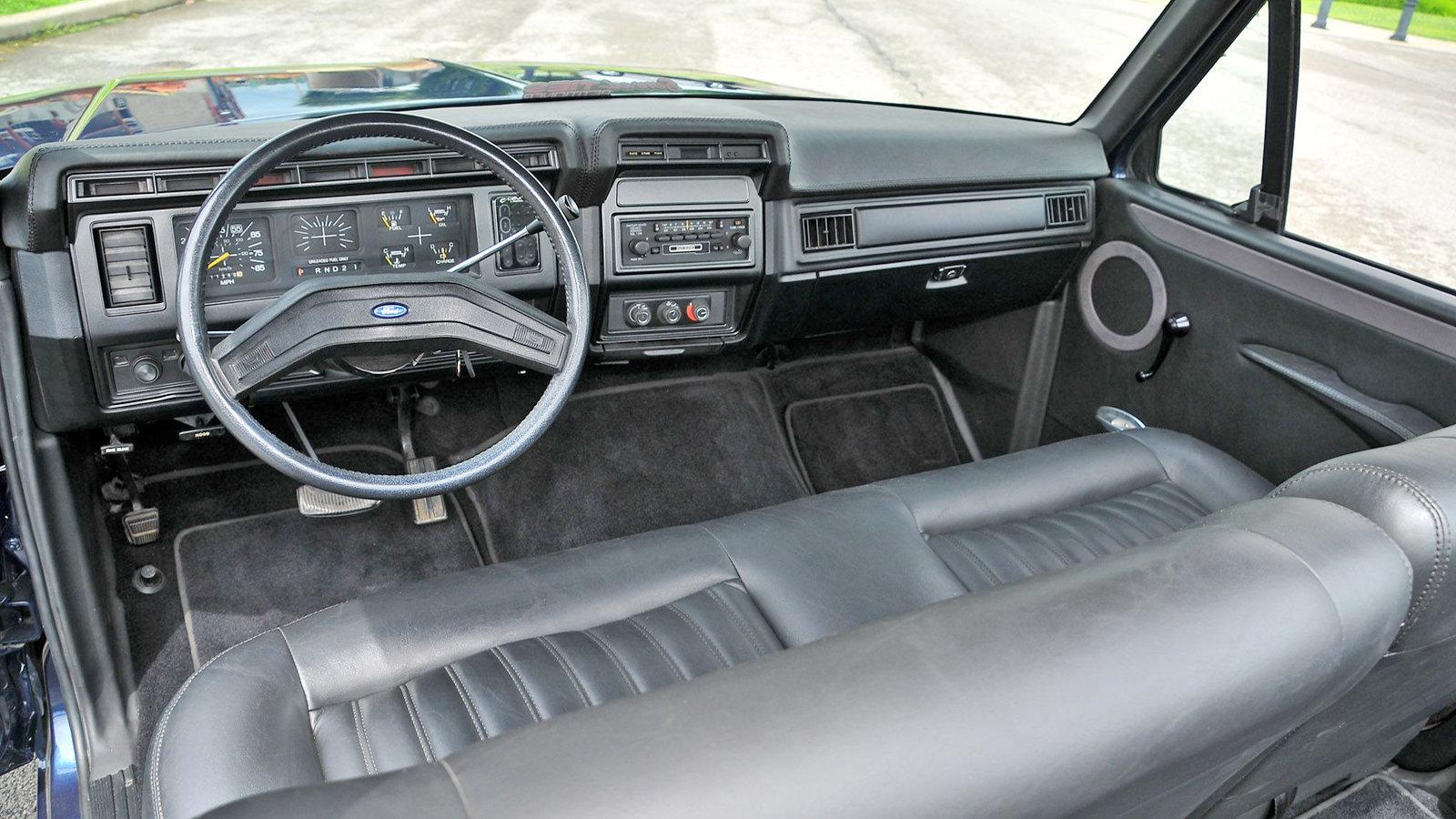 1985 Bronco / El Camino Hybrid