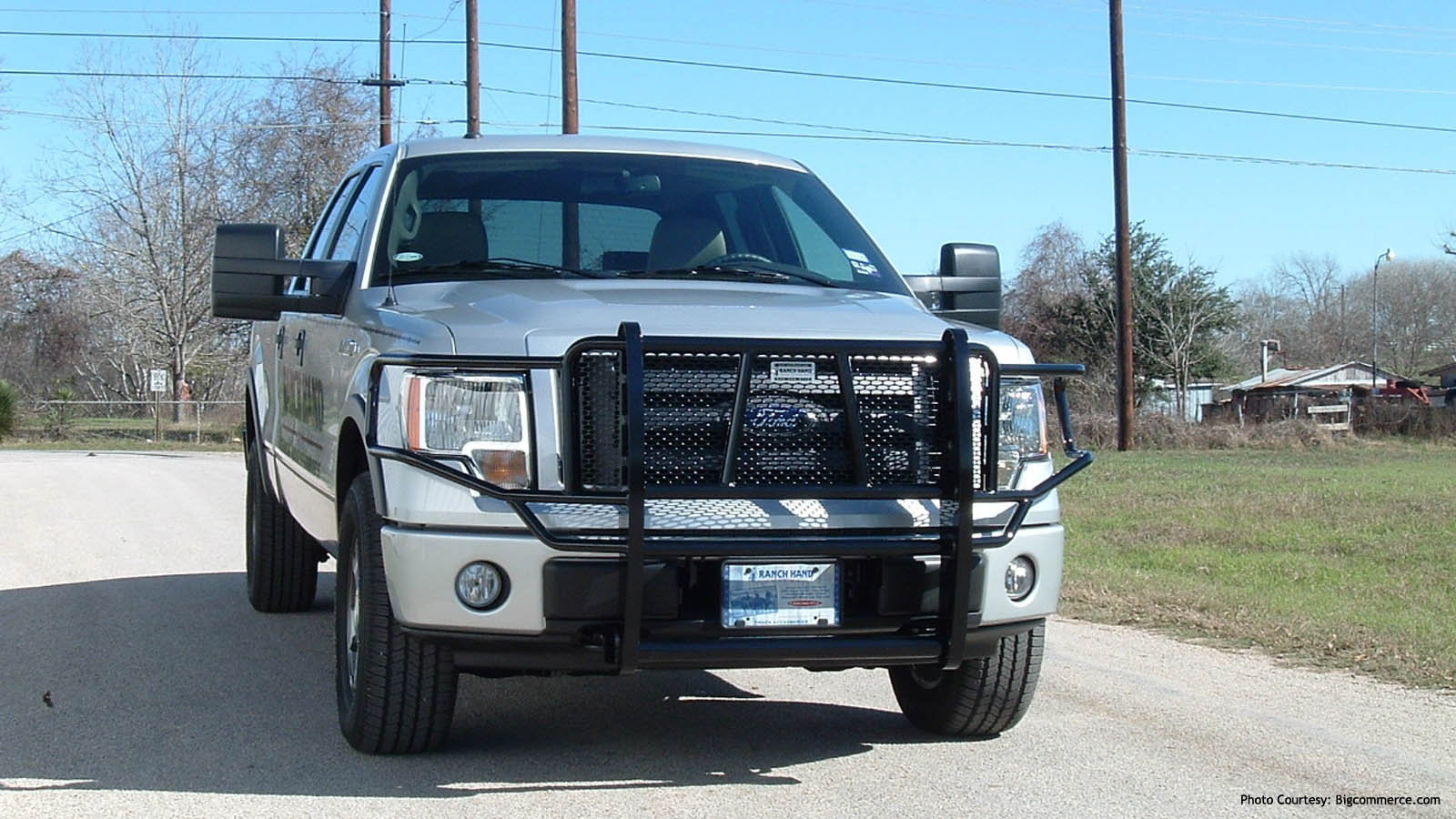 Ford Truck Grille Guard