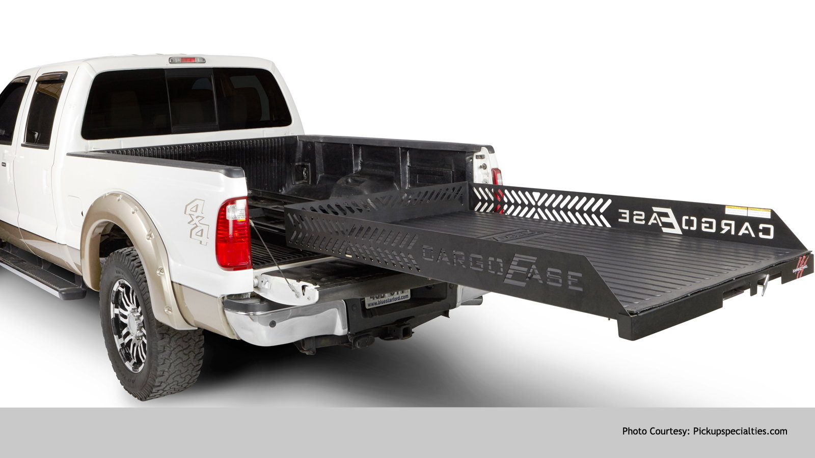 Ford Truck Cargo Ease Ramp