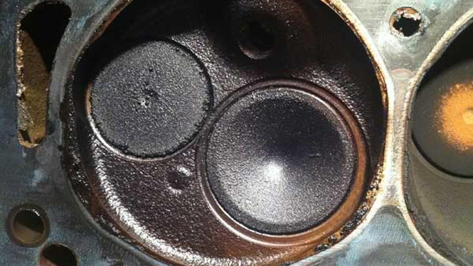 Low Cylinder Compression