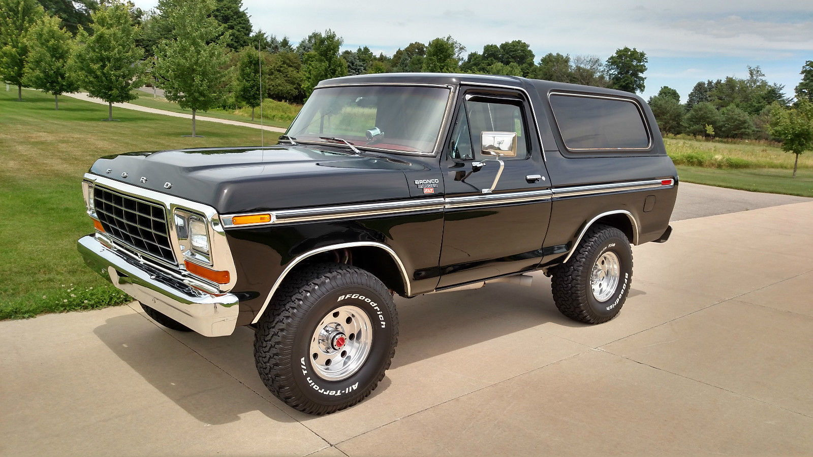 1978-1979 Bronco