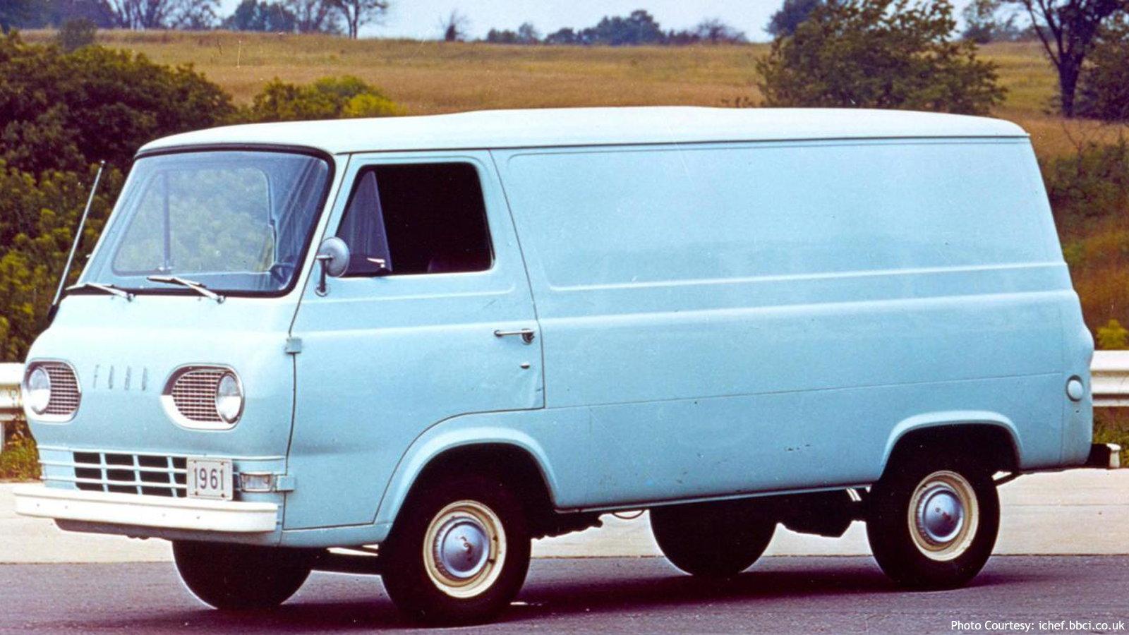 First Generation Econoline - 1961-67