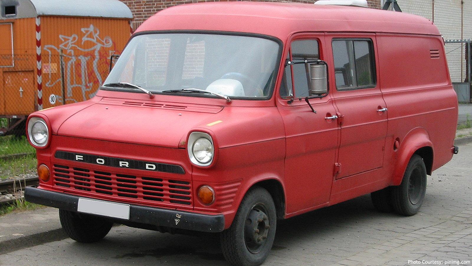 First Generation Transit - 1965-78