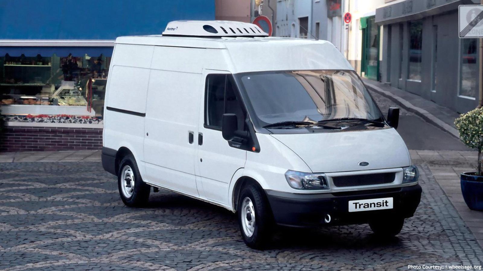 Third Generation Transit - 2000-13