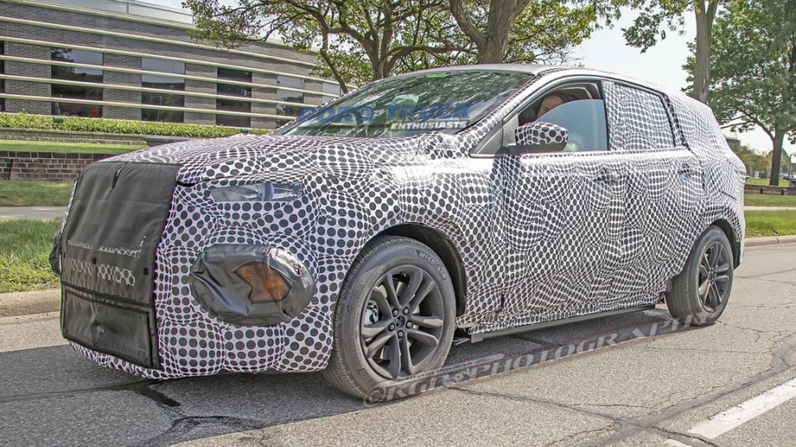 Another Look at Ford's New Mach 1 Electric