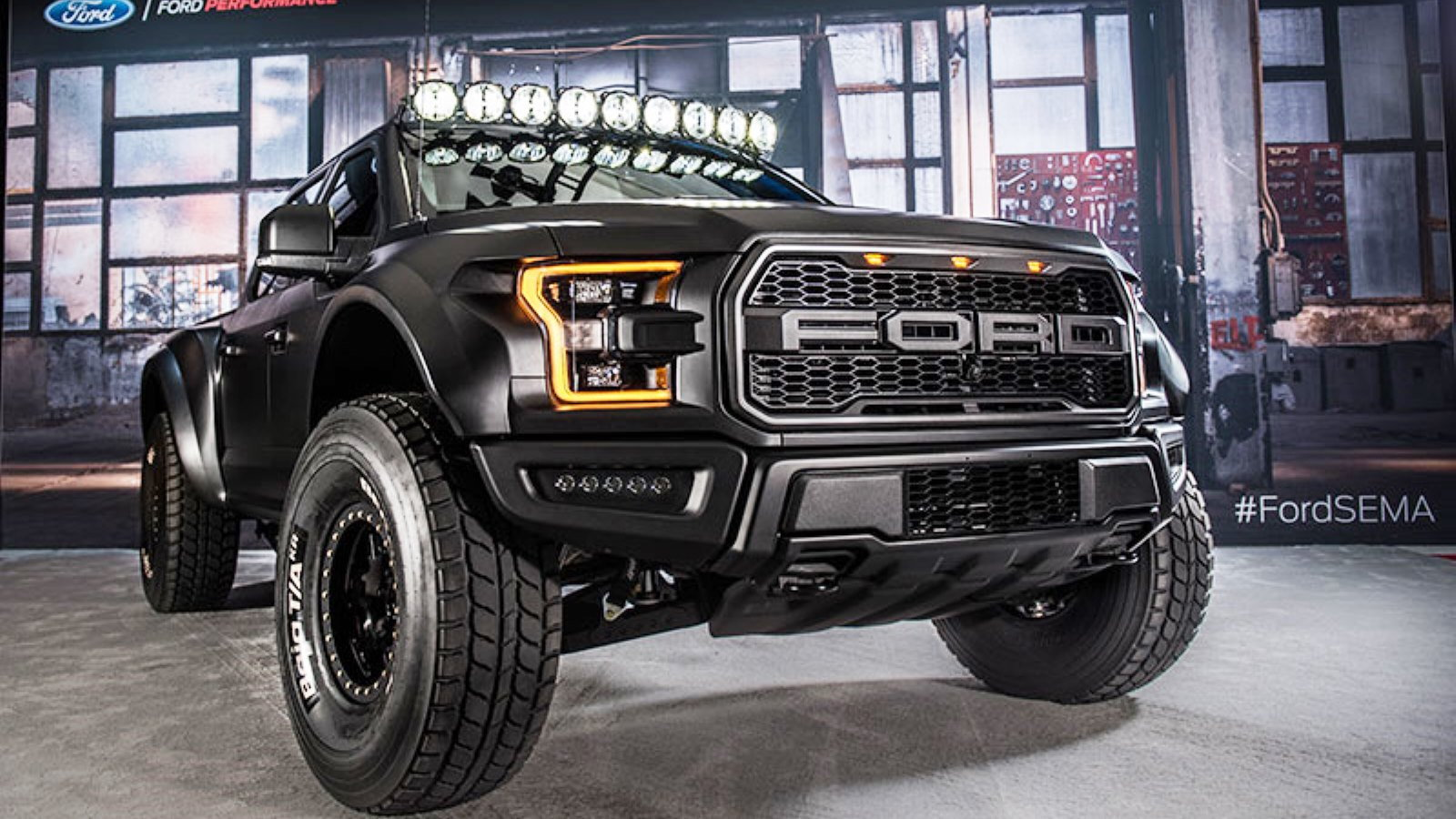 Deberti Wide Body F150 Raptor