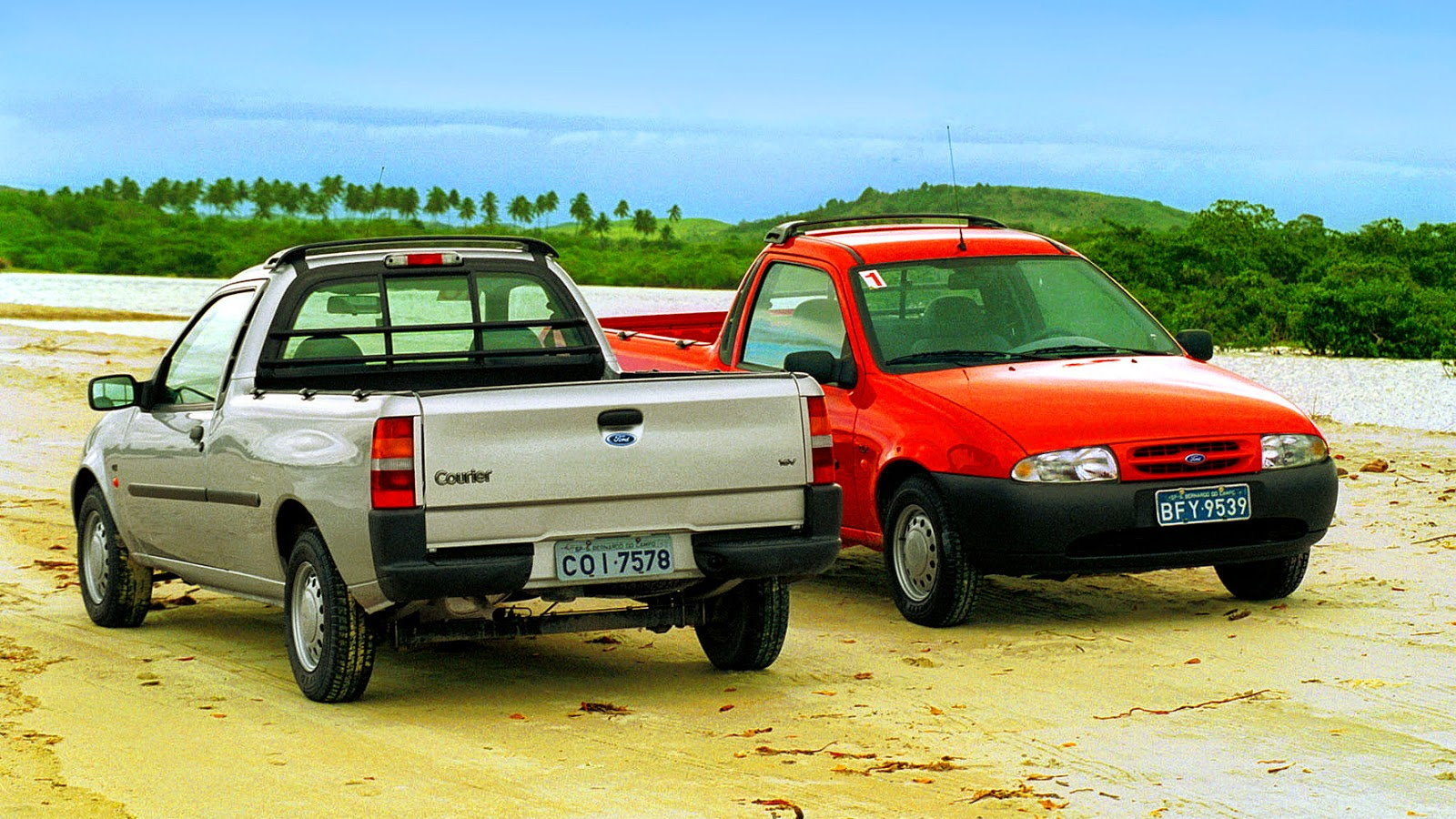 1998-2013 Ford Brazil Courier