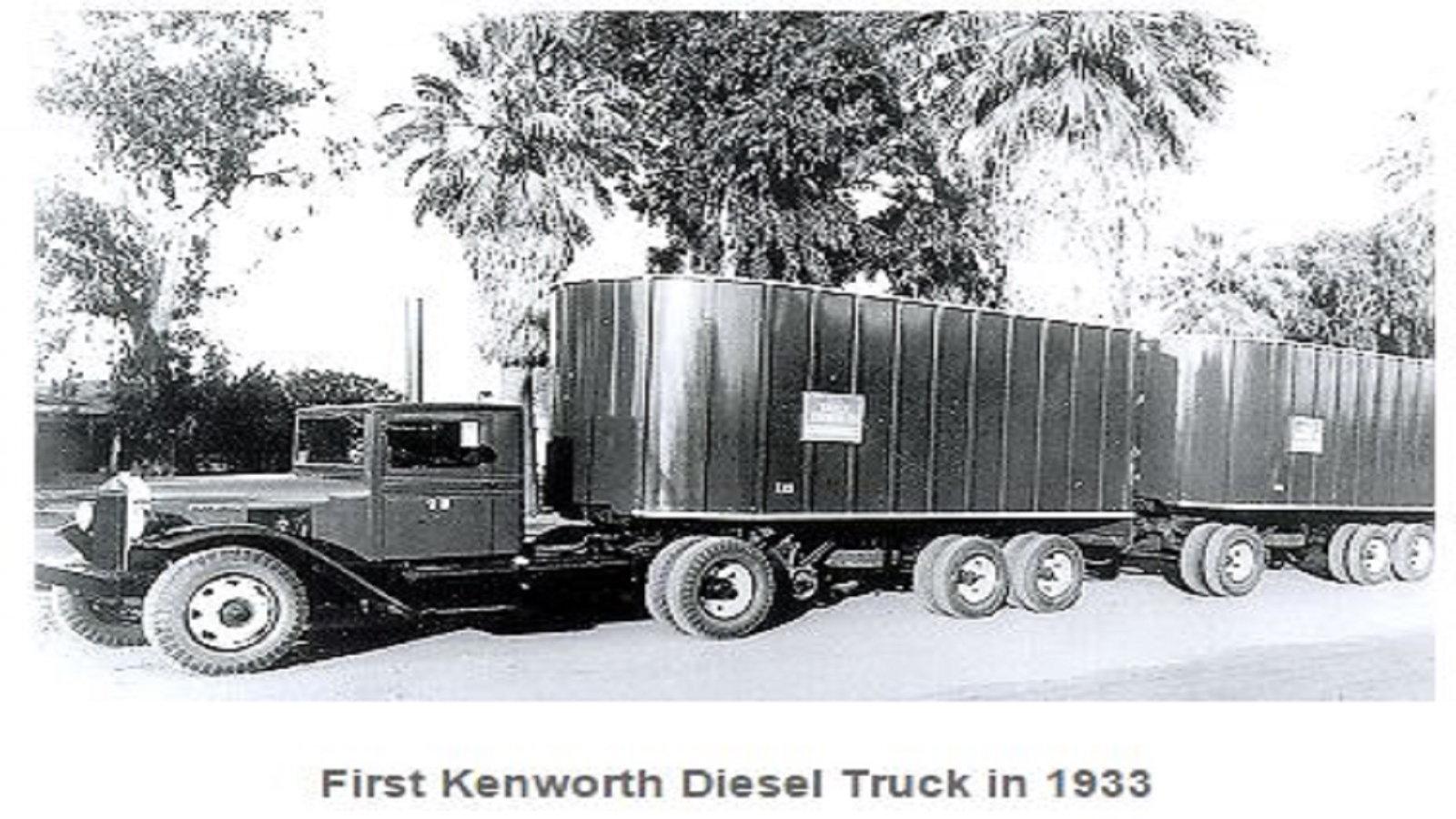 Kenworth Blazes the Trail